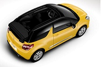Citroen DS3 Convertible
